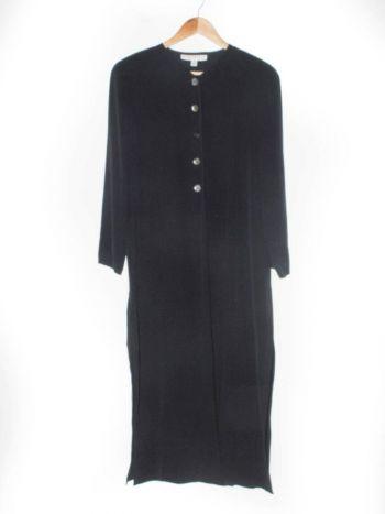 Vestido largo liso