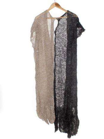 Saco tejido en seda