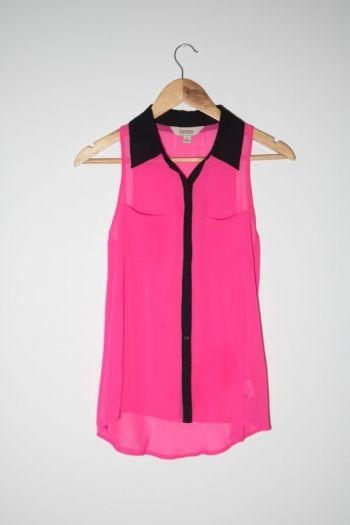 Blusa rosa fuchsia