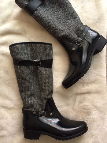 Botas hermosas para  invierno