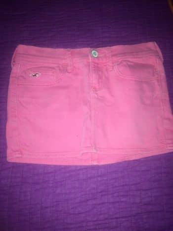 Falda de jean rosada - GoTrendier - 76256 486b18905c16d