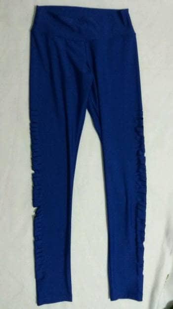 Leggings azul Rey