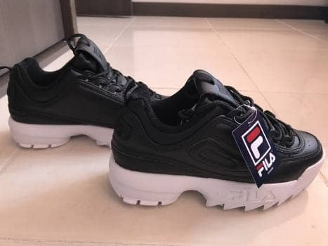 Fila Fila Zapatos 277918 Zapatos Fila Negros Gotrendier Gotrendier 277918 Zapatos Negros Gotrendier Negros LpGjUVqSMz