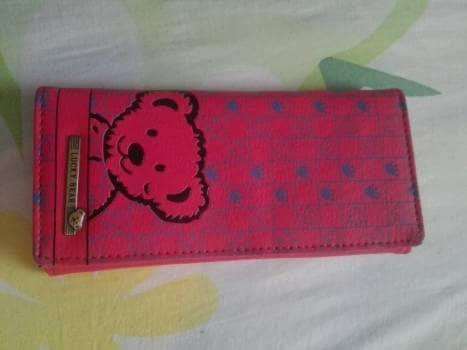 Billetera lucky bear