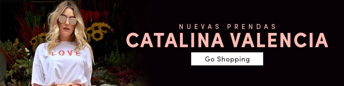 Nuevas prendas Cata Valencia